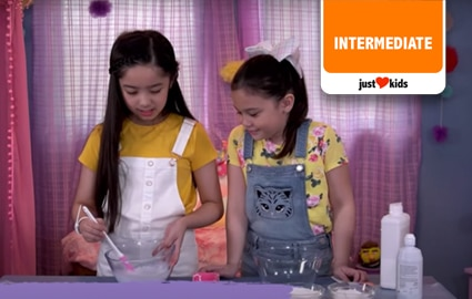 How to make the best SLIME ever | Kidstylista Image Thumbnail