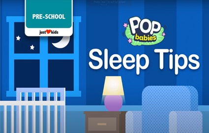 Getting Your Kid To Sleep Better | Pop Babies Image Thumbnail
