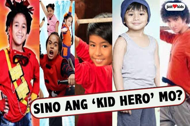 Sino Ang 'Kid Hero' Mo?