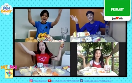 Playtime with Team YeY's Xia, Althea, Marco and Zyren Image Thumbnail