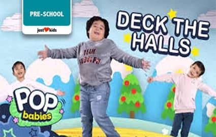 Deck The Halls | Pop Babies Image Thumbnail