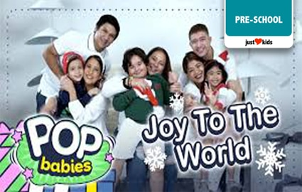Joy To The World | Pop Babies Image Thumbnail