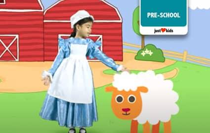 Pop Babies | Mary Had A Little Lamb Image Thumbnail