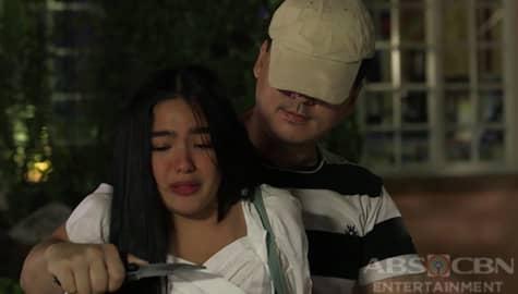 Kadenang Ginto:  Marga, naluha nang malagay sa panganib Image Thumbnail