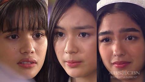 Kadenang Ginto: Cassie, ipinagtanggol si Roxanne sa pamamahiya ni Marga Image Thumbnail