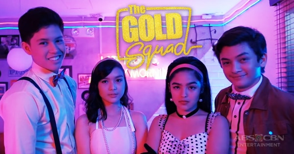 WATCH: The Gold Squad Takes On The Retro Gadget Challenge