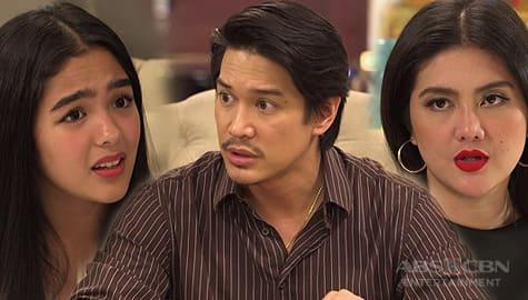 Kadenang Ginto: Daniela at Marga, kinuwestyon ang desisyon ni Carlos Image Thumbnail