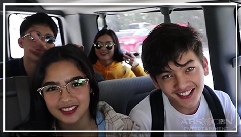 WATCH: The Gold Squad's Second Day in US with ASAP Kapamilya Stars Image Thumbnail