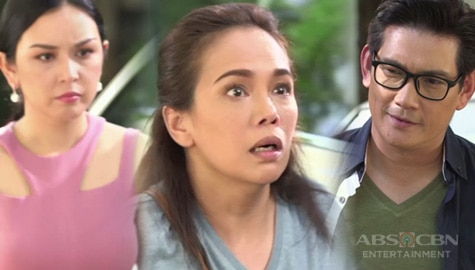 Eva gets busted by Romina and Leon Kadenang Ginto Recap Image Thumbnail