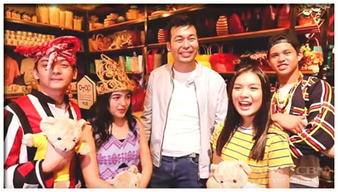WATCH: The Gold Squad explores the Philippines via Lakbay Museo Image Thumbnail