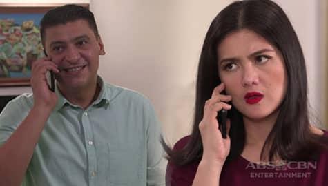 Kadenang Ginto: Hector, ipinaalam ang kanyang pagbisita kay Daniela Image Thumbnail