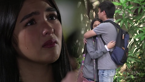Marga tries to elope with Mikoy | Kadenang Ginto Recap Image Thumbnail