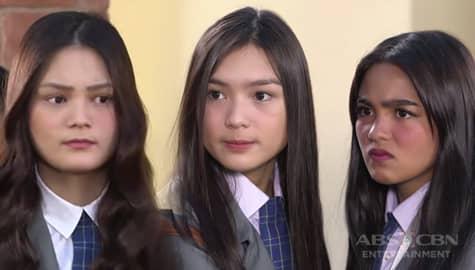 Kadenang Ginto: Cassie, ipinagtanggol si Marga kina Nadya Image Thumbnail
