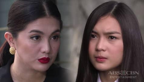 Kadenang Ginto: Cassie, ipinagtanggol ang kanyang Ina kay Daniela Image Thumbnail