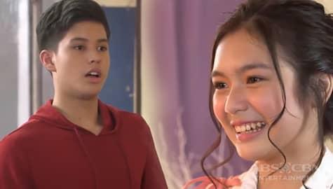 10 moments of Cassie and Kristoff's 'kilig' love story in Kadenang Ginto | Kapamilya Toplist Image Thumbnail
