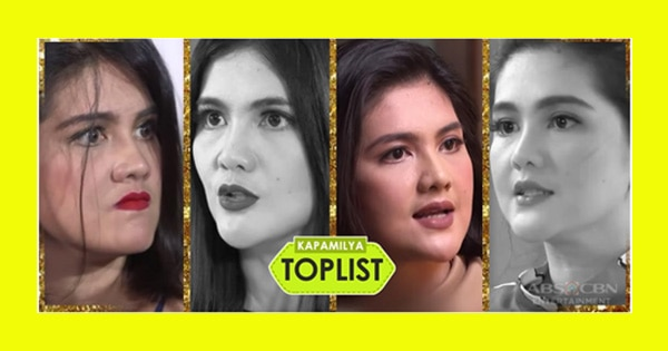 10 Daniela's most hated kontrabida scenes in Kadenang Ginto | Kapamilya Toplist Image Thumbnail