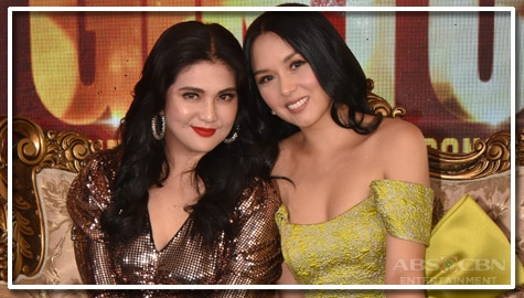 Dimples Romana and Beauty Gonzalez share how they prepare for an intense scene in Kadenang Ginto Image Thumbnail