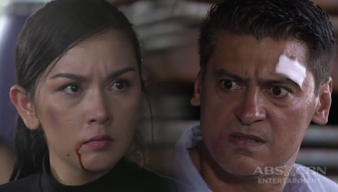 WATCH: The heart-stopping fight scene of Romina and Hector Image Thumbnail