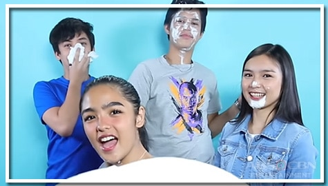 Bawal Magkamali Challenge with the Gold Squad Image Thumbnail