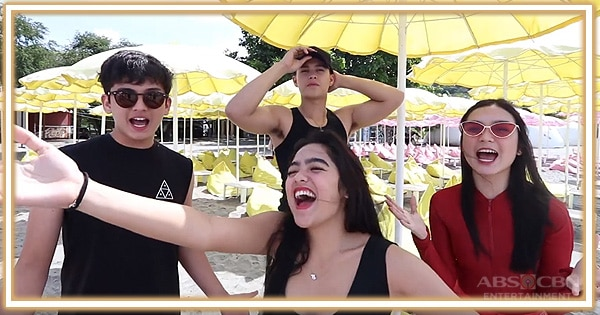 Summer Fun with SethDrea and KyCine