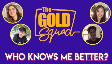 Who Knows Me Best Challenge with the Gold Squad Image Thumbnail