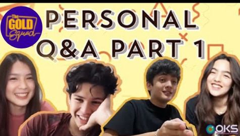 Real Talk with Personal Q&A with The Gold Squad Thumbnail