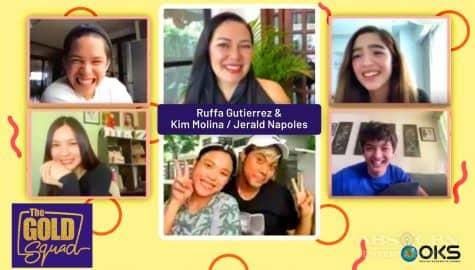 Ruffa Gutierrez, Kim Molina at Jerald Napoles, nakipagkulitan kasama ang The Gold Squad! Image Thumbnail