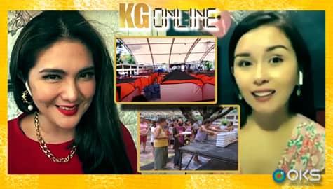 Daniela at Romina, ipinaabot ang kanilang pagkain sa mga Kapamilya | Kadenang Ginto Online Image Thumbnail