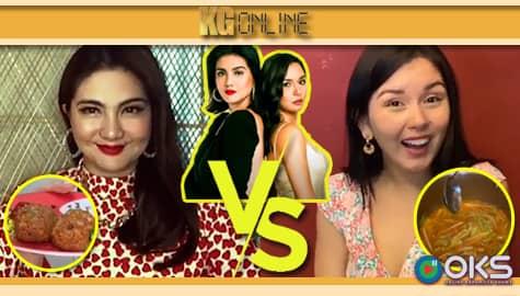 "WATCH: Romina vs Daniela in ""Kusinang Ginto"" cooking showdown | Kadenang Ginto Online - Online Kapamilya Shows Image Thumbnail"