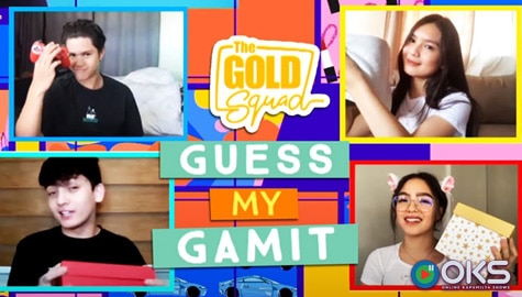 Guess my Gamit! Fun Hulaan with The Gold Squad | Online Kapamilya Shows Image Thumbnail