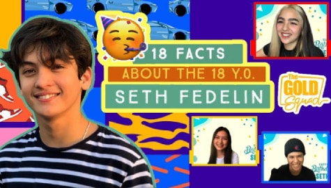 SETH TURNS 18! Here are 18 facts about the birthday boy | The Gold Squad Image Thumbnail