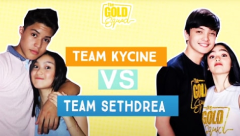 "WATCH: Team SethDrea vs Team KyCine in ""DebaTeens""