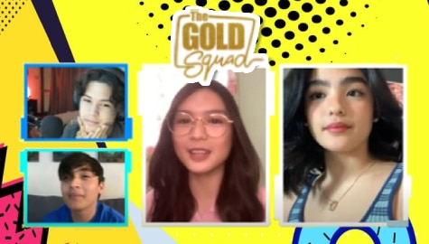 WATCH: Ang Pagbabalik nina Cassie at Marga | The Gold Squad Image Thumbnail