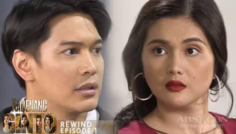 Kadenang Ginto: Carlos at Daniela, nagulat nang muling makita ang isa't isa | Episode 1 Image Thumbnail