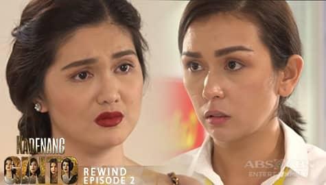 Kadenang Ginto: Daniela, nagpanggap sa paghingi ng tawad ka Romina | Episode 2 Image Thumbnail