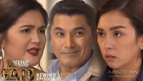 Kadenang Ginto: Daniela, nainis sa pagiging malapit ni Romina sa kanyang Ama | Episode 1 Image Thumbnail
