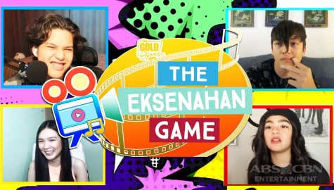 WATCH: Eksenahan Game with The Gold Squad Image Thumbnail