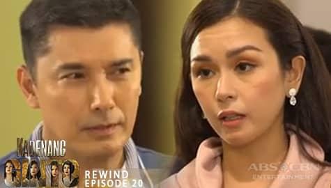 Kadenang Ginto Romina, ipinaliwanag kay Robert ang away nila ni Daniela | Episode 20 Image Thumbnail