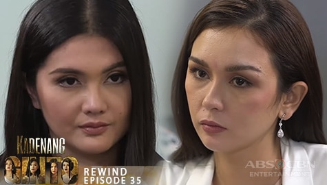 Kadenang Ginto: Romina, ipinakita kung paano maging boss kay Daniela   Episode 35 Image Thumbnail