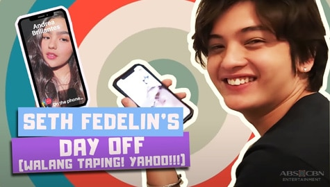 Day Off! A Day in the Life of Seth Fedelin | The Gold Squad Image Thumbnail