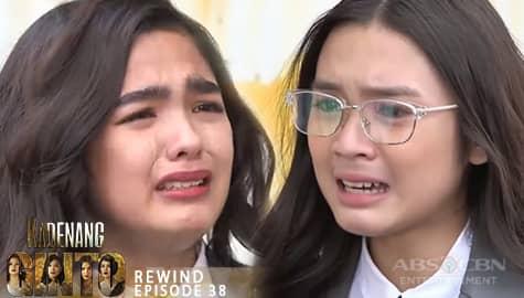 Kadenang Ginto: Cassie, iniligtas sa kapahamakan si Marga | Episode 38 Image Thumbnail