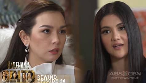 Kadenang Ginto: Romina, ipinagtanggol ang sarili sa paratang ni Daniela | Episode 56  Image Thumbnail
