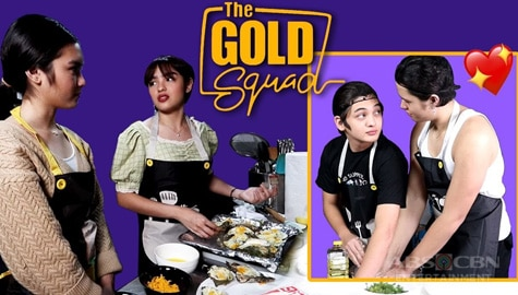 PART 1: Preparing Media Noche + Cooking Time with The Gold Squad Image Thumbnail