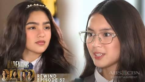 Kadenang Ginto: Cassie, di hahayaan gumawa ng gulo si Marga | Episode 57 Image Thumbnail