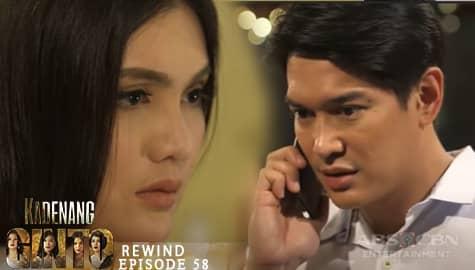 Kadenang Ginto: Daniela, napaisip sa mga ikinilos ni Carlos | Episode 58 Image Thumbnail