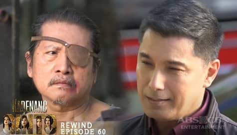 Kadenang Ginto: Robert, pinaalalahanan si Kulas sa kanyang pamilya   Episode 60 Image Thumbnail