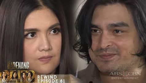 Kadenang Ginto: Daniela, nag-alala sa muling pagbabalik ni Alvin | Episode 61 Image Thumbnail