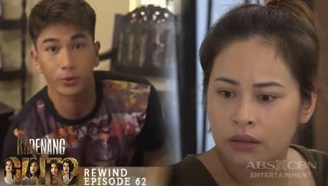 Kadenang Ginto: Gino, muntik nang mabisto ng kanyang ina | Episode 62 Image Thumbnail