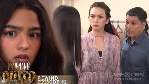 Kadenang Ginto: Marga, narinig ang buong katotohanan tungkol kay Cassie | Episode 62 Image Thumbnail