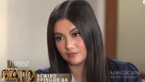 Kadenang Ginto: Daniela, nagsimula na gapangin ang posisyon sa kompanya | Episode 66 Image Thumbnail